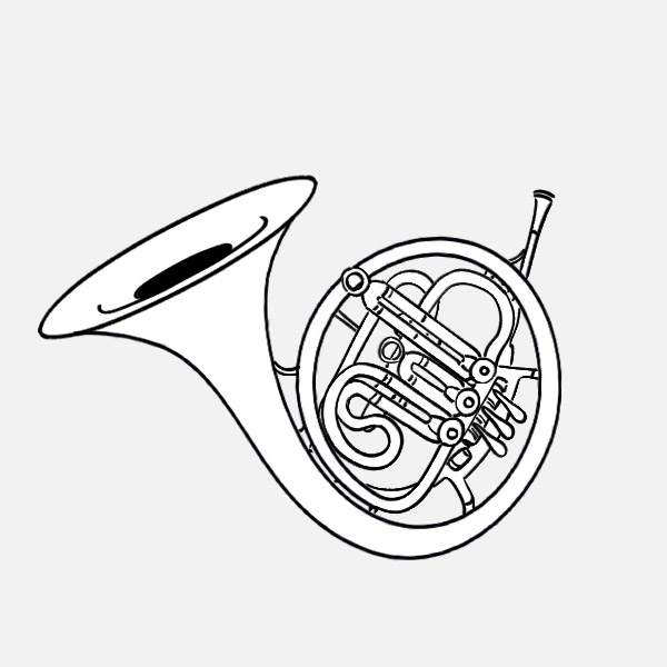 09 french horn