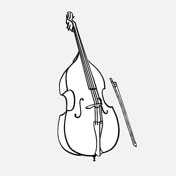 30 double bass