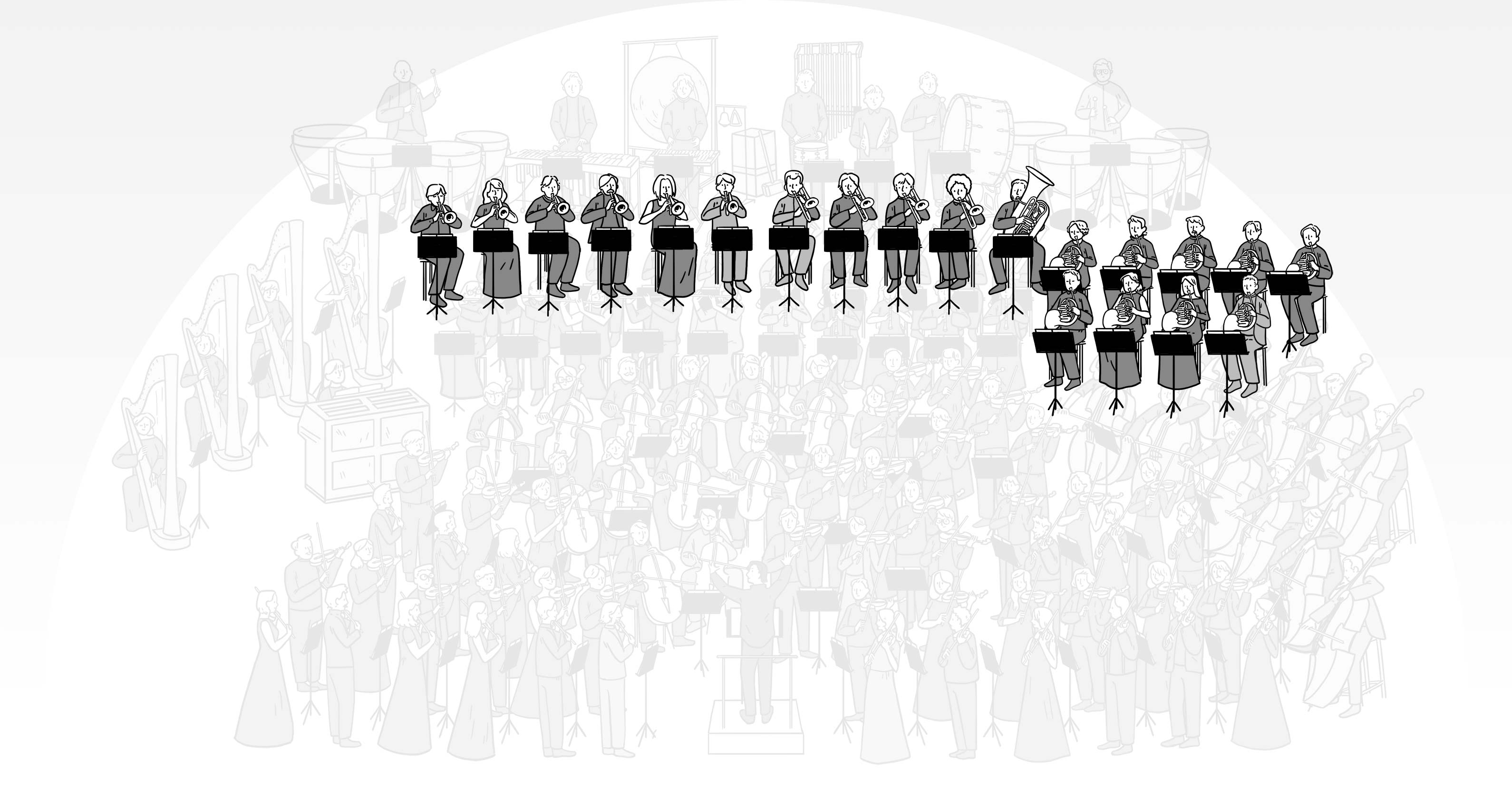 Orchestra 05 brass