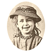 «Сдержанный смех» — стикер для Viber и Telegram из набора «Эмоции Дарвина»