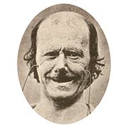 «Неестественная улыбка» — стикер для Viber и Telegram из набора «Эмоции Дарвина»