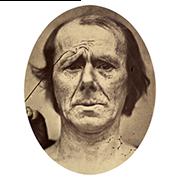 «Страдание» — стикер для Viber и Telegram из набора «Эмоции Дарвина»